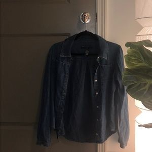 MARC BY MARC JACOBS Denim Button Down